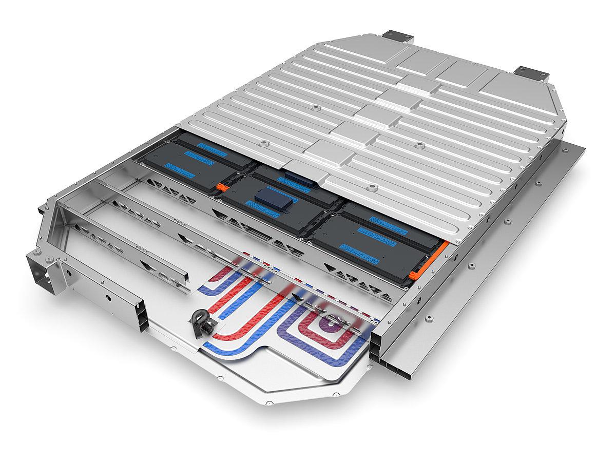 SCALEBAT– ein modulares und skalierbares Batteriegehäuse